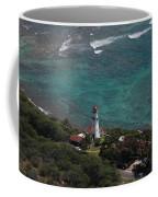 Diamond Head Lighthouse I Coffee Mug