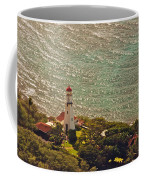 Diamond Head Lighthouse Coffee Mug