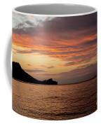 Diamond Head Sunrise Coffee Mug