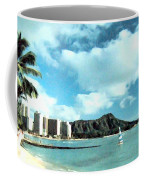 Diamond Head Coffee Mug
