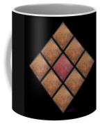 Diamond Red Coffee Mug