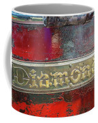 Diamond T Coffee Mug