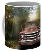 Diamond T Truck Coffee Mug