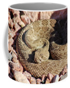 Diamondback Rattlesnake 062414f Coffee Mug
