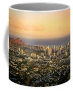 Diamondhead -- Jewel Of Oahu Coffee Mug