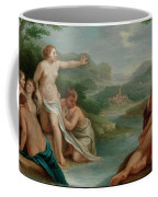 Diana And Actaeon Coffee Mug