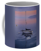 Diapensia At First Light Coffee Mug