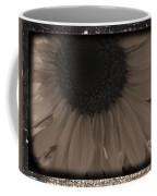 Diatrop Three Quarter Sunflower Coffee Mug