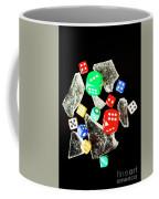 Dicing With Chance Coffee Mug