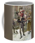 Dickens: A Christmas Carol Coffee Mug by Granger
