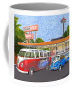 Dicks Drive In Seattle Coffee Mug