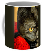 Diego The Cat Coffee Mug