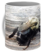 Different Take Of A Bee Coffee Mug