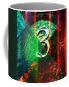 Digit 3 Coffee Mug