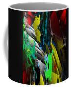 Digital Abstraction 070611 Coffee Mug