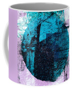 Digital Abstraction Coffee Mug
