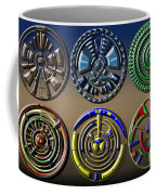 Digital Art Dials Coffee Mug