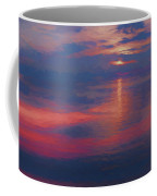 digital art   SUNSET SEASIDE Coffee Mug