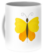 Digital Butterfly Coffee Mug