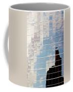 Digital Clouds Coffee Mug