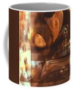 Digital Collage  Coffee Mug