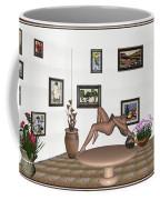 Digital Exhibition _ Girl 50 Coffee Mug