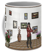 Digital Exhibition 21 Coffee Mug