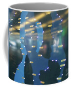 Digital Faces Coffee Mug