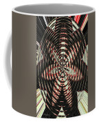 Digital Fan Abstract Coffee Mug