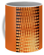 Digital Fire Coffee Mug