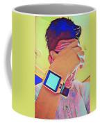 Digital Coffee Mug