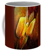 Digital Tulips Coffee Mug