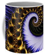 Digital Wave Coffee Mug