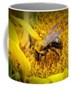 Diligent Pollinating Work Coffee Mug