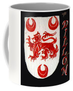 Dillon Family Shield Coffee Mug