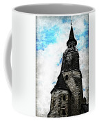 Dinan Clock Tower Coffee Mug