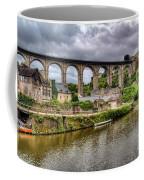 Dinan Port Brittany France Coffee Mug