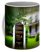 Dine Le Bistro Tea Coffee Mug
