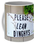 Dinghy Do's Coffee Mug