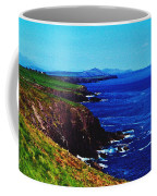 Dingle Coastline Near Fahan Ireland Coffee Mug