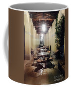 Dining At The Castle Coffee Mug