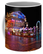 Dining In Color - Vivid Sydney By Kaye Menner Coffee Mug