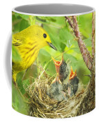 Dinner At The Warblers Coffee Mug