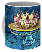 Dinner Cake Coffee Mug