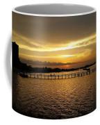 Dinning With Sunset  Coffee Mug