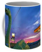 Dino Diesel Coffee Mug