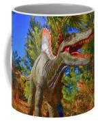 Dinosaur 12 Coffee Mug