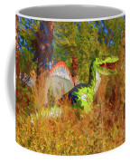 Dinosaur 9 Coffee Mug
