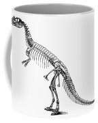 Dinosaur: Ceratosaurus Coffee Mug