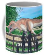 Dinosaur Country Coffee Mug